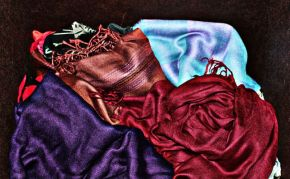 Storage | My scarves …
