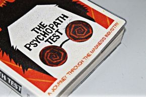 Book | The Psychopath Test by Jon Ronson