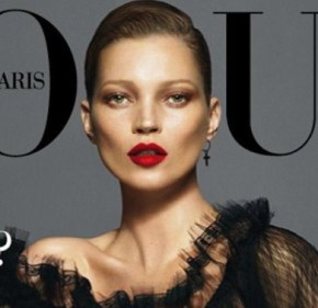 Video | KATE MOSS – Cover Make-up Look by Charlotte Tilbury